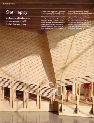 dwell magazine slat wall page oct2011